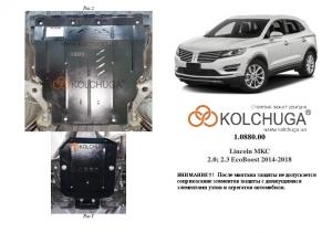 Защита двигателя Lincoln MKC - фото №3
