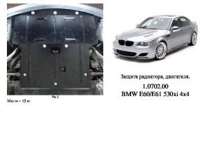 Защита двигателя BMW 5 E60 E61 - фото №10 + 1 + 1 + 1 + 1 + 1 + 1 + 1