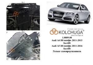 Захист двигуна Audi A5 B8 - фото №12 + 1 + 1 + 1 + 1