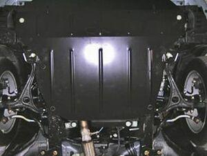 Защита двигателя Honda Accord 7 - фото №6