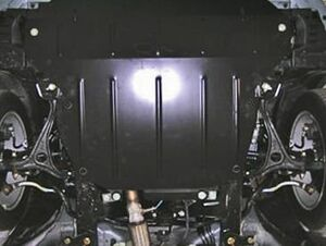 Защита двигателя Acura TSX 1 - фото №3