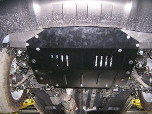 Защита двигателя Kia Sportage 2 - фото №2