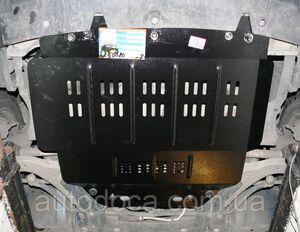 Защита двигателя Citroen Berlingo 1 рестайлинг - фото №5