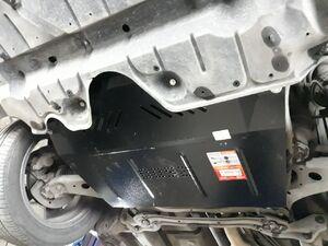 Защита двигателя Toyota Sienna - фото №3
