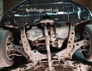 Защита двигателя Toyota Camry 40 - фото №3