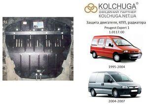 Защита двигателя Peugeot Expert 1 - фото №1