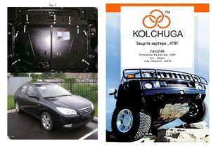 Защита двигателя Kia Cerato 2 - фото №1