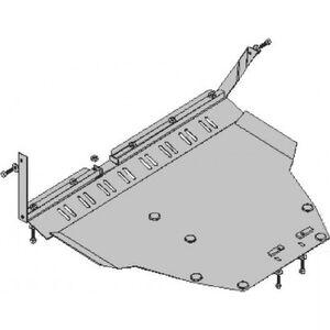 Защита двигателя Mitsubishi Galant 9 - фото №4