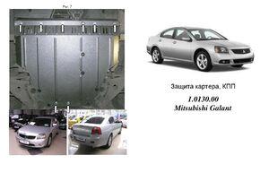 Защита двигателя Mitsubishi Galant 9 - фото №1
