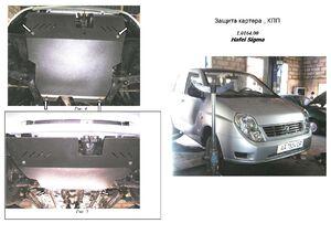 Защита двигателя Hafei Sigma - фото №1
