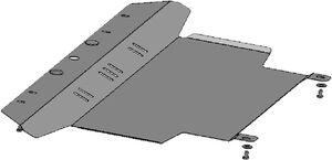 Защита двигателя Fiat Linea Classic - фото №2