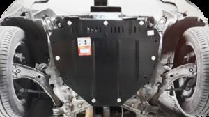 Защита двигателя Honda CR-V 3 - фото №6