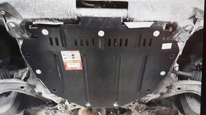 Защита двигателя Honda CR-V 3 - фото №7