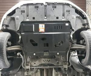 Защита двигателя Citroen DS5 - фото №2