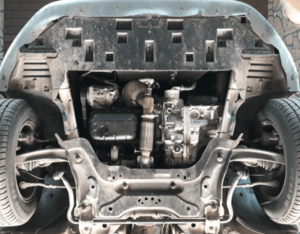 Защита двигателя Peugeot 5008 1 - фото №6