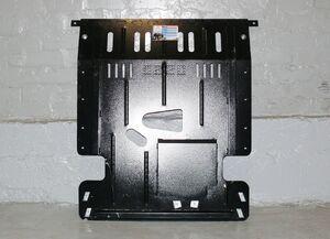 Защита двигателя Citroen Jumper 2 - фото №3