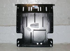 Защита двигателя Peugeot Boxer 2 - фото №4