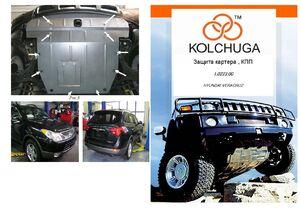 Защита двигателя Hyundai Veracruz (ix55) - фото №1