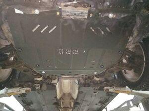 Защита двигателя Mazda 6 (2-ое поколение) - фото №6