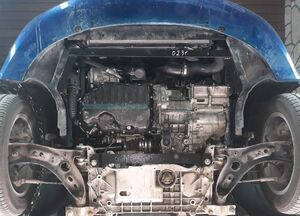 Защита двигателя Seat Altea  Freetrack - фото №3