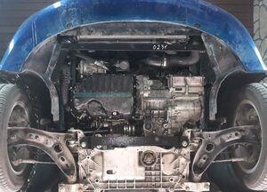 Защита двигателя Skoda Superb 2 - фото №3