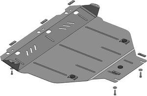 Защита двигателя Ford Kuga - Фото №2
