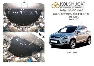 Захист двигуна Ford Kuga 1 - фото №1