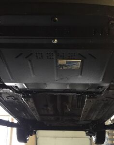 Защита двигателя Ford Fiesta 6 ST - фото №4
