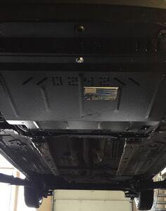 Защита двигателя Ford Fusion 1 - фото №8