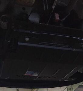 Защита двигателя Ford Fiesta 6 ST - фото №3