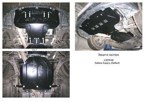 Защита двигателя Subaru Legacy 4 - фото №1