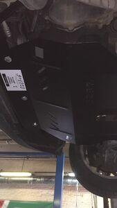 Защита двигателя Volkswagen Golf 4 - фото №7