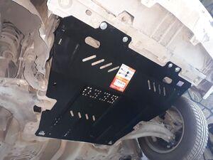 Защита двигателя Mercedes-Benz Citan W415 - фото №5