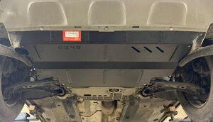Защита двигателя Volkswagen Tiguan 1 - фото №4