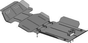 Защита двигателя Great Wall Wingle 5 - фото №7