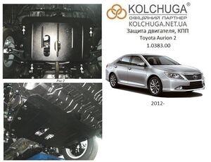 Захист двигуна Toyota Aurion 2 - фото №1