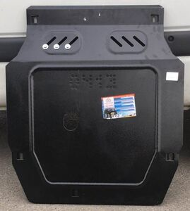 Защита двигателя Chevrolet Aveo T300 - фото №4