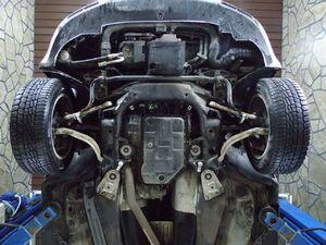 Защита двигателя Volkswagen Passat B5 - фото №7