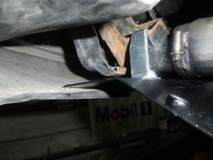 Захист двигуна Volkswagen Passat B5 - фото №11