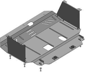 Захист двигуна Hyundai i-30 (2-е покоління) - фото №5