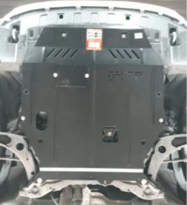 Защита двигателя Mitsubishi Outlander 3 - фото №2