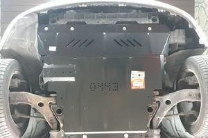 Защита двигателя Mazda 5 - фото №2