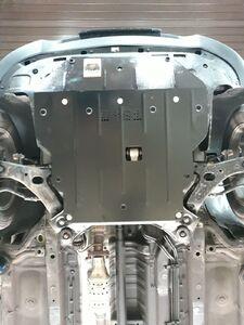 Защита двигателя Hyundai Tucson 2 (ix35) - фото №2