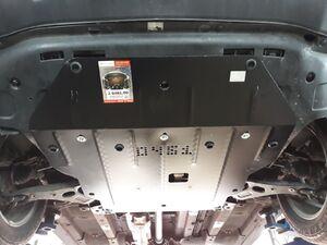 Защита двигателя Hyundai Tucson 2 (ix35) - фото №4