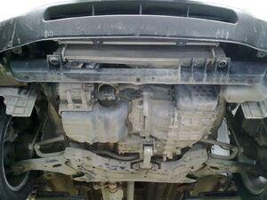 Защита двигателя Hyundai Tucson 2 (ix35) - фото №6