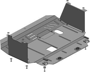 Захист двигуна Kia Cerato 3 - фото №3