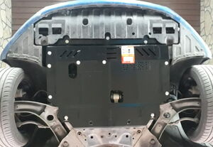 Защита двигателя Kia Cerato 3 - фото №2