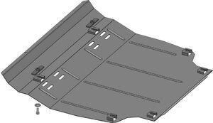 Защита двигателя Toyota RAV4 3 - фото №6