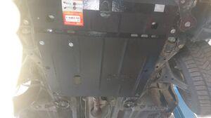 Захист двигуна Honda Accord 9 - фото №8