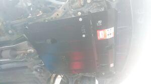 Захист двигуна Honda Accord 9 - фото №9